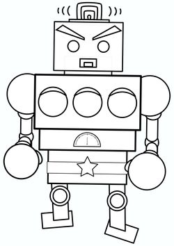 Patorobo Coloring Pages for kids
