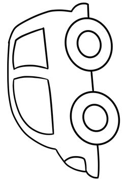 Car3 Coloring Pages for kids
