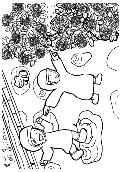RainyDay2 free coloring pages for kids