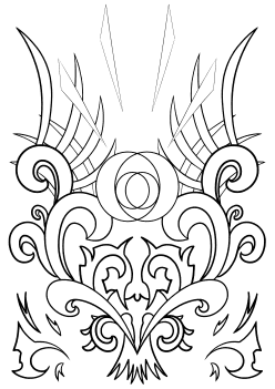 Something Coloring Pages for kids