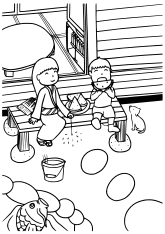 Summer2 free coloring pages for kids