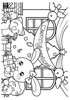 random pick coloring pages