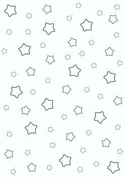 Star8 Background free coloring pages for kids