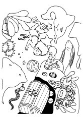 Sea4 free coloring pages for kids